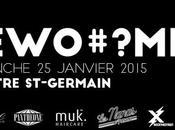 étais vous 1ère édition BEWO#?MEN, janvier Paris