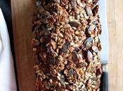 Cake potimarron, l'orange graines (vegan)