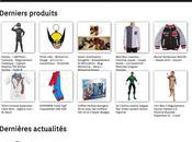 MyHeroeShops Produits dérivés super-héros