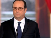François HOLLANDE «Notre responsabilité, c'est faire vivre cohésion nationale»