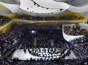 Philharmonie Paris derrière murs, musique