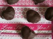 Chocolats caramel cacahuètes