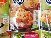 Test produits champignons [#legumes #testproduits]