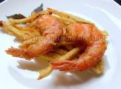 Bánh chiên (galettes crevettes frites)