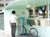 Parking vélo sécurisé: l'exemple Tokyo