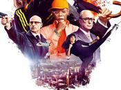CINEMA: Kingsman Services Secrets (2015), blockbuster royal Kingsman: Secret Service