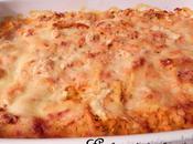 Lasagnes Poulet rôti, Potimarron Carottes Parmesan