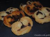 Palmiers pépites chocolat