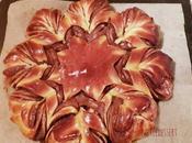 Brioche fleur pâte tartiner