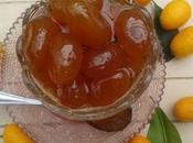 Kumquats confits vanille