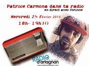 Patrice Carmona Radio d'Artagnan