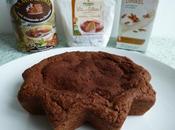 fondant végan épeautre amande chocolat coco psyllium (diététique, sans oeufs, lait, beurre, sucre ajouté)