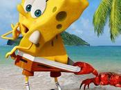 Cinéma l'éponge (The Spongebob Movie: Sponge Water), critique