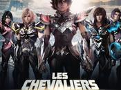 CINEMA: Chevaliers Zodiaque Légende Sanctuaire, nostalgie images synthèse Saint Seiya: Legend Sanctuary, nostalgia