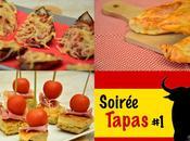 Moules gratinées Tortilla Empanadas {TAPAS#1}
