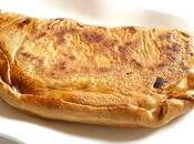 Recette calzone Nutella® banane