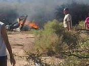 Crash deux hélicoptères Argentine