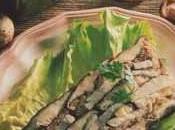 Terrine cèpes shitakés confit canard