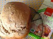 Faire pain multicéréales