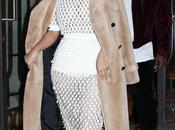 blond platine Kardashian