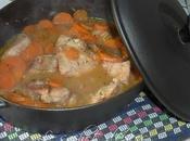 Sauté veau carottes