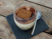 Tiramisu café spéculoos verrines