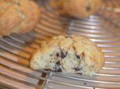 Cookies d'avoine pépites chocolat