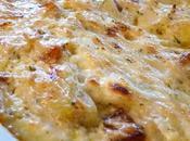 Bacalhau natas (gratin morue crème)