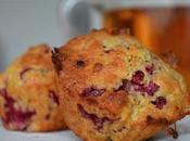 recette muffins framboises