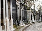 Visite cimetières Paris