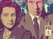 série X-Files confirme retour avec nouveaux épisodes