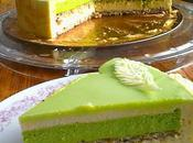 Entremets Printemps citron verveine Velay.