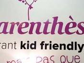 Restaurant friendly Parenthèse Lyon