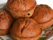 Muffins ultra moelleux {amandes-cranberries}