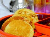 Harcha semoule façon Pancake Choumicha