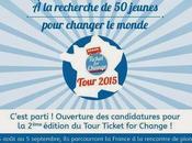 Ticket change 2015, c'est parti
