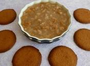 crème dessert allégée biscuits framboise konjac seulement kcal (diététique, sans sucre ajouté beurre)