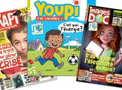 magazines jeunesse groupe Bayard l'heure planète