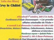 Marché Livre d'ervy Châtel & octobre 2010)