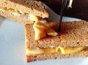 casse croûte pain d'épice pommes fondantes
