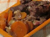 Joues boeuf carottes