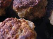 Boulettes viande suédoises Purée patate douce potiron