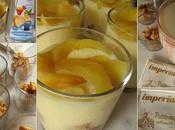 Flan pommes pain d'épice: dessert tout leger!