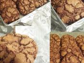 Cookies choc...Tout chocolat !!!!!!