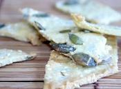 Crackers graines courge sesame