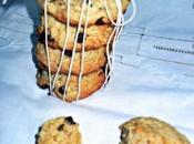 Cookies chocolat blanc, noisettes