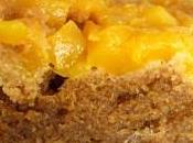Gâteau Vergeoise Brune Mangue