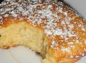 Gâteau léger noix coco