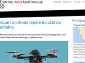 Drones Info Martinique, site pour passionnés drones
