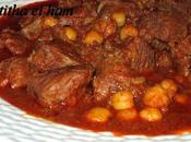 Chetitha 7Ham (viande sauce)
